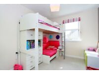 Stompa Casa 6 Kids Bed/High Sleeper