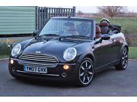2007 Mini Cooper Convertible - Sidewalk Edition - Heated Seats - 72k - Full Mini History