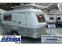 2002 Eriba Familia 320GT