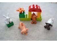 DUPLO LEGO FARM ANIMALS – MODEL No 10522 EXCELLENT CONDITION