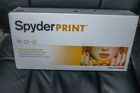 Datacolor Spyder Print Colour Calibration Tool and Software