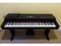 Digital Piano £75 - Daewoo Veloce EX-Z. 88 keys hammer action digital piano