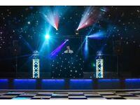 Premium Mobile DJ / Disco Hire Surrey - Weddings, Birthdays, Christmas parties. Surrey Sussex Kent