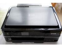 Epson Photo PX720WD Printer plus ink cartridges