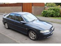 2001 Vauxhall Vectra 1.8 i 16v SRi 130 5dr *** NOT USED IN 6 MONTHS *** for spares or parts