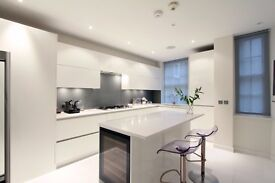 Coleherne Court SW5. Recently refurbished and exceptionally large four double bedroom flat to rent.