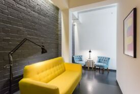 E1 Shoreditch – Newly Refurbished Media Style Office – Up to 17 People – Flexible Terms