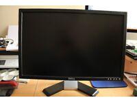 Dell 22 inch LCD computer monitor