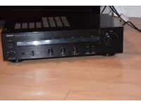 DENON PMA-320 AMP 160W DUAL AUX IN CAN BE SEEN WORKING