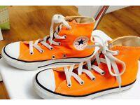 Kids Converse shoes Uk Size 12/13