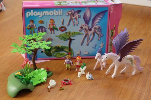 ++++++++++++++++ Königskinder mit Zubehör Playmobil