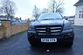 Mercedes GL420CDI 7 Seater Diesel High Specification