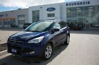 2014 Ford Escape SE 4WD LEATHER PANORAMA ROOF NAV SYNC REVERSE C