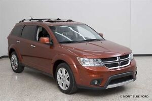 2013 Dodge Journey R/T, CHROME WHEELS, LEATHER, ROOF, BACK UP CA