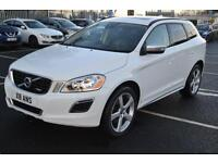 Volvo XC60 D3 R-DESIGN AWD (white) 2011-12-08
