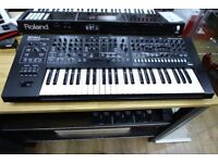 Roland System 8 Keyboard Synthesizer At Sherwood Phoenix - Clearance Sale