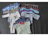 Bumper boys 6-9 mths clothes bundle