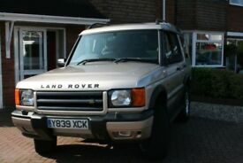 Land Rover Discovery Series 2 V8i ES (7 Seater) Auto