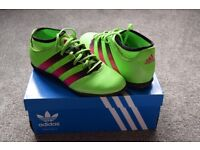 ADIDAS ACE 16.3 ASTRO TURF BOOTS