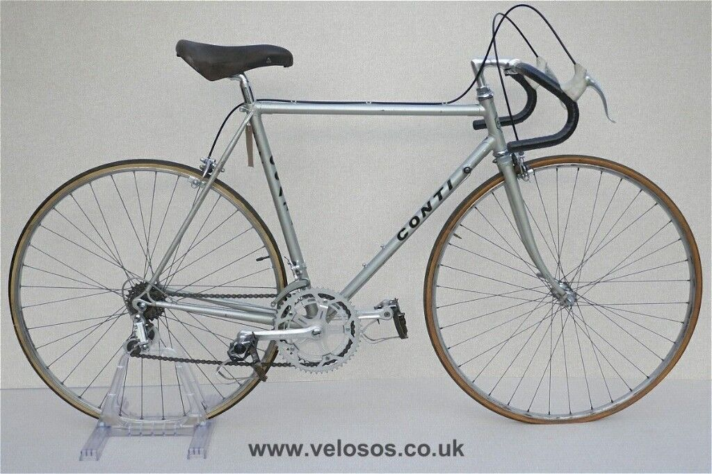 2d860fba146 Vintage Steel Road Bike Italian Road bike Classic CIOCC WILIER & others