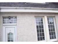 2 BEDROOM MID TERRACE COTTAGE TO RENT, CLELAND (UNFURNISHED)