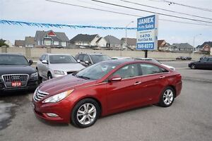 2012 Hyundai Sonata Limited LIMITED - NAVI - LEATHER