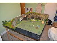OO/HO Model Railway Layout