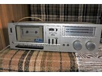 Sharp rt-10 tape deck (vintage)
