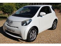 Toyota IQ Ice White Low Mileage, one lady owner from new