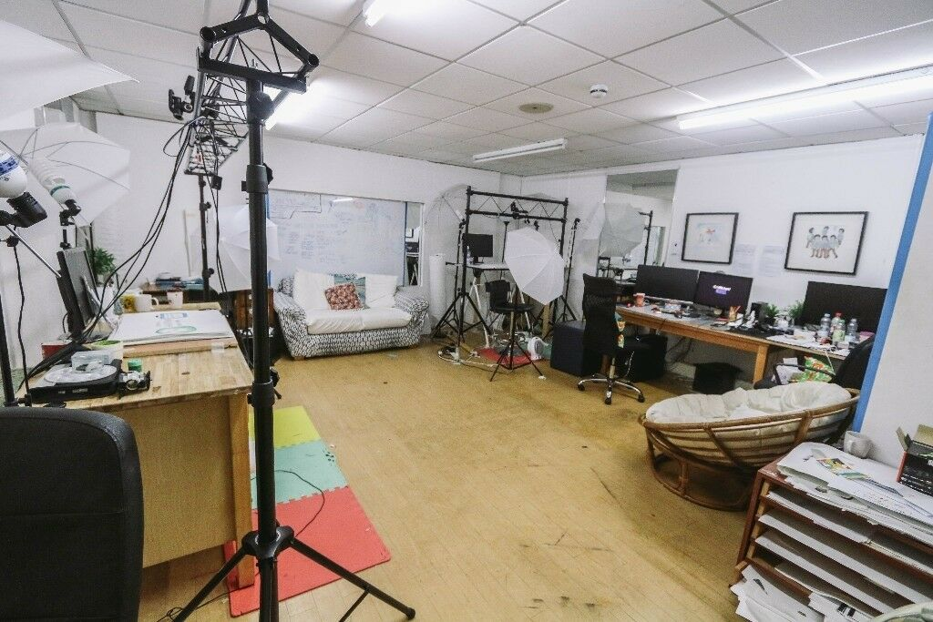 Large studio space in Bristol city centre: Pithay Studios A4