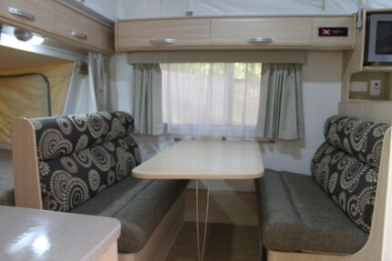 Jayco Expanda Blackwater Central Highlands Preview