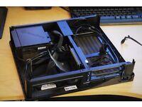 Fractal Design Node 202 Case + Silverstone Strider 600W Modular SFX GOLD PSU