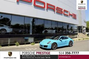 2017 Porsche 911 Carrera 4S Coupe Pre-owned vehicle 2017 Porsche