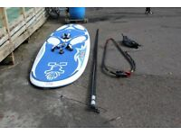 Starboard Rio Complete Windsurfing Rig