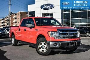 2014 Ford F-150 XLT   CrewCab 4x46.5bed