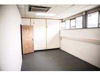 HACKNEY DOWNS STUDIOS / Studio 37: Bright first floor studio for creative office / East London