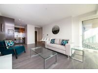 Stunning 1 bed apartment available in Stratford end of April, Opposite westfield E20-TG