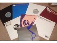 """8 x 12"""" Liquid Records Vinyl Collection TECH / TRANCE..NEAR MINT!! CAN BE POSTED!!"""
