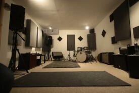 290 Sqft Music Studio (24/7) In Creative & Start-Up Hub!