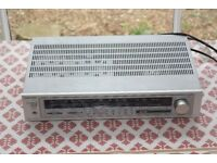 Toshiba SA-R1L Stereo Amplifier with Tuner