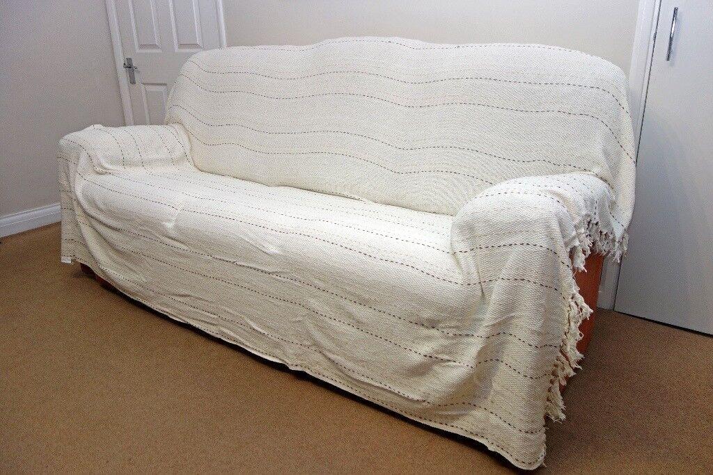 Superb G Plan 3 Seater Sofa Throw In Maidstone Kent Gumtree Download Free Architecture Designs Rallybritishbridgeorg