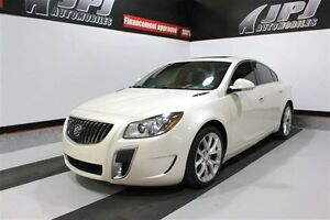 2012 Buick Regal GS-6 VITESSE(RARE)