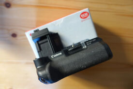 Canon Battery Grip BG-E5 E5 Power Hand Holder x Canon EOS 450D 500D 1000D DSLR