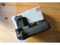 Canon Battery Grip BG-E5 E5 Power Hand Holder x Canon EOS 450D 500D 1000D DSLR