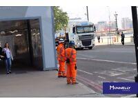 Traffic Marshal / Egham / Surrey / Isleworth / Southall / TW20 / £9.50 per hour / Immediate Start