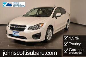 2013 Subaru Impreza 2.0i Touring 1.9%