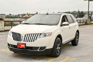 2013 Lincoln MKX Loaded, Langley Location!