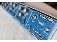 RARE Electrix MOFX Multi-FX Unit - Distortion / Tremelo / Flanger / Delay VGC