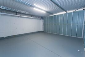 Enterprise Units - 190 to 1100 sq ft units with electricty and toilets