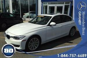 2014 BMW 3 Series 328d xDrive DIÉSEL LUXURY